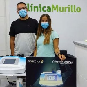 Clínica Murillo - Formación y Entrega de equipos